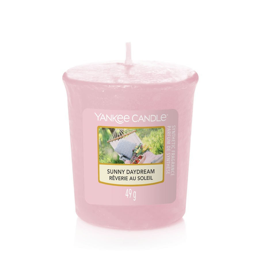 Yankee Candle Candle Votive Sunny Daydream