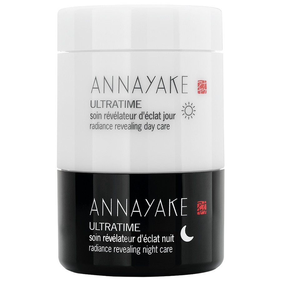 Annayake Double Care Face Set Ultratime Radiance Revealing Night Care