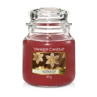 Yankee Candle Candle Jar Glitering Star