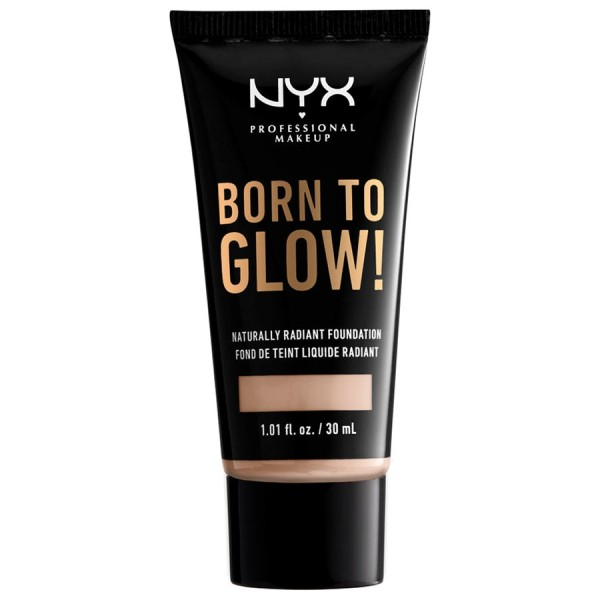 NYX Professional Makeup Born to Glow Naturally Radiant Foundation