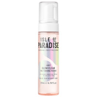 Isle of Paradise Light Glow Clear Self-Tanning Mousse