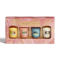 Yankee Candle Gift Box 4 Candles Votive