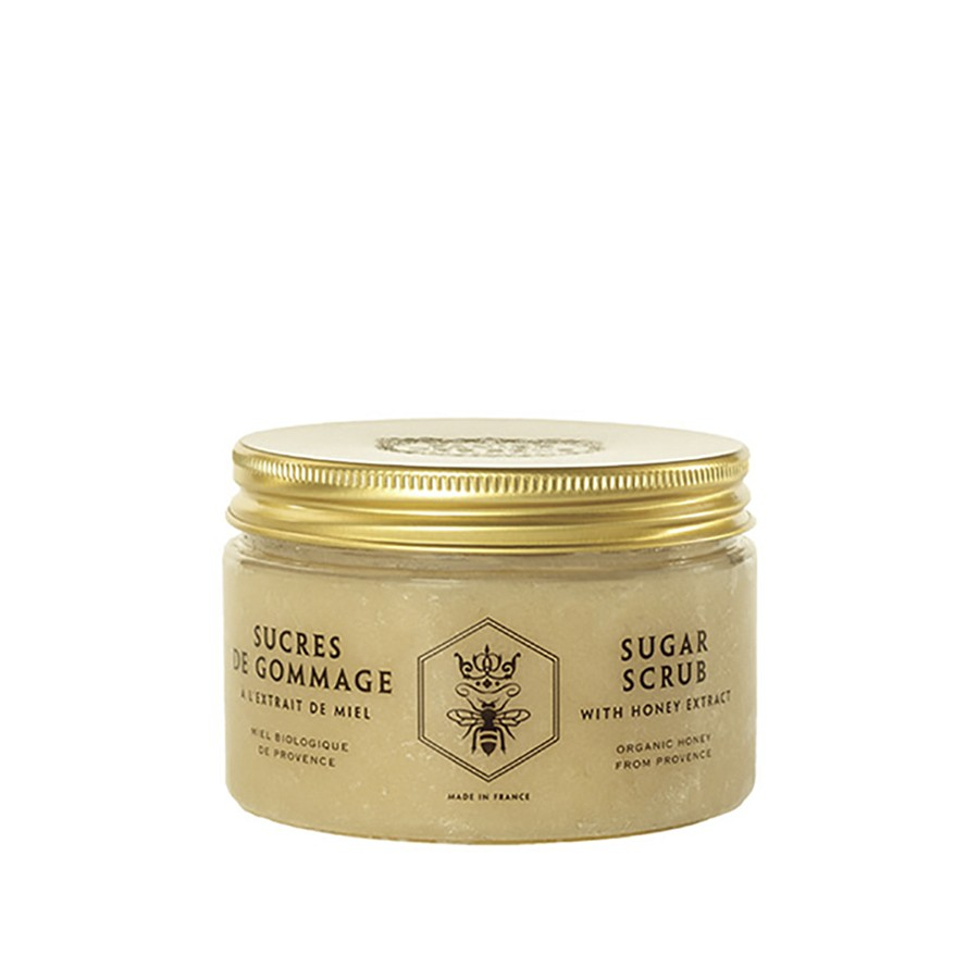 Panier Des Sens Regenerating Honey - Sugar Scrub