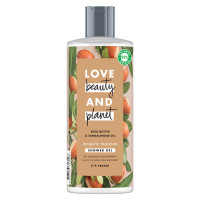 Love Beauty and Planet Sheabutter & Sandalwood Shower Gel
