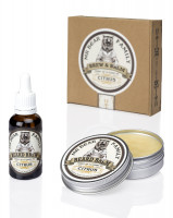 Mr. Bear Family Brew & Balm Citrus Set