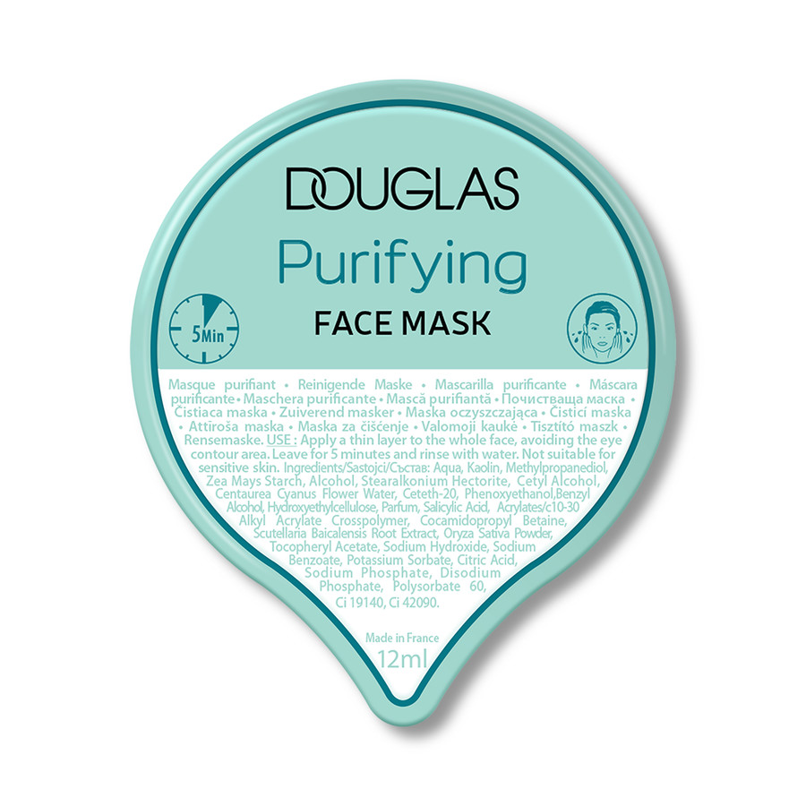 Douglas Collection Purifying Caps. Mask0366