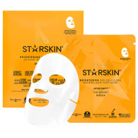 Starskin Brightening Bio-Cellulose Face Mask