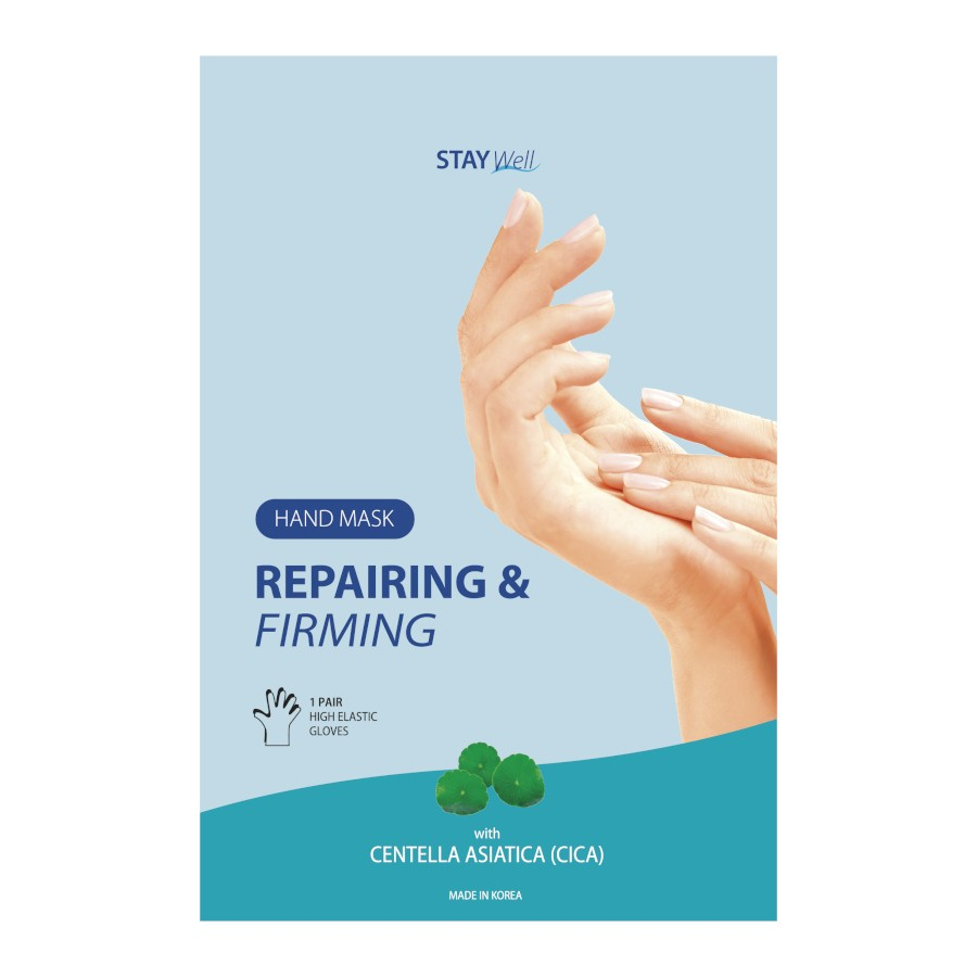 Stay Well Firming Hand Mask Cica