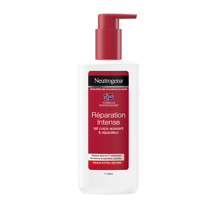 Neutrogena Intense Dry Body Lotion
