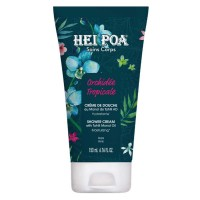 Hei Poa Shower Cream With Orchid