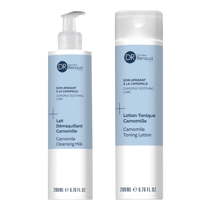 Dr. Renaud Chamomile Cleaning Duo Set