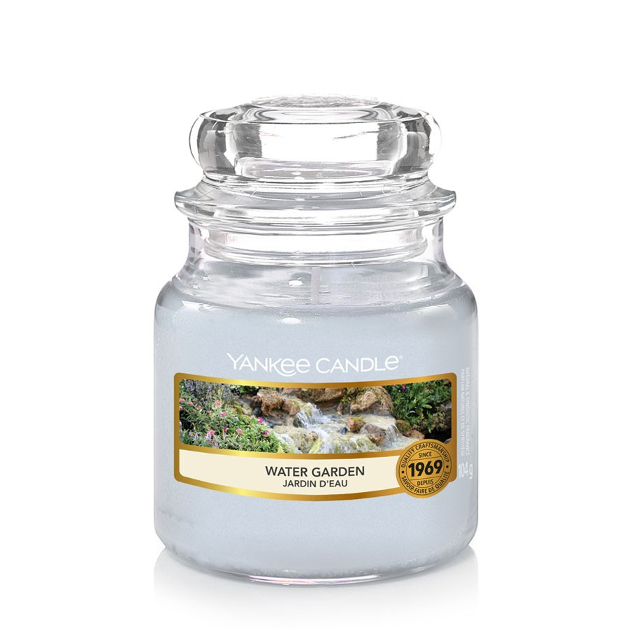 Yankee Candle Candle Jar Water Garden