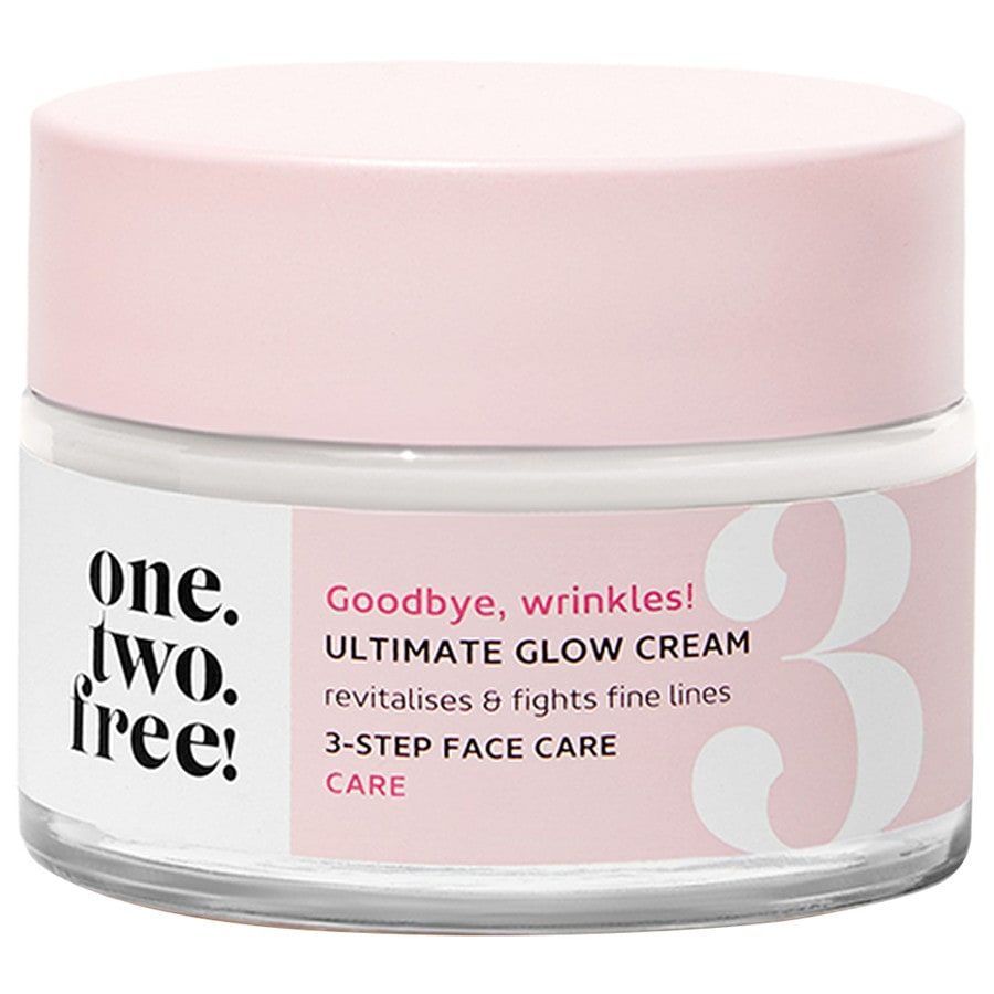 One.two.free! Ultimate glow cream0202