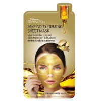 7th Heaven 24 Gold Firming Sheet Mask