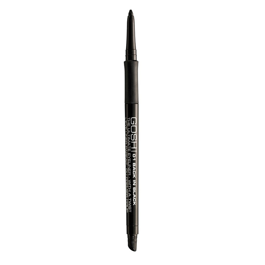 Gosh The Ultimate Eyeliner - with a twist