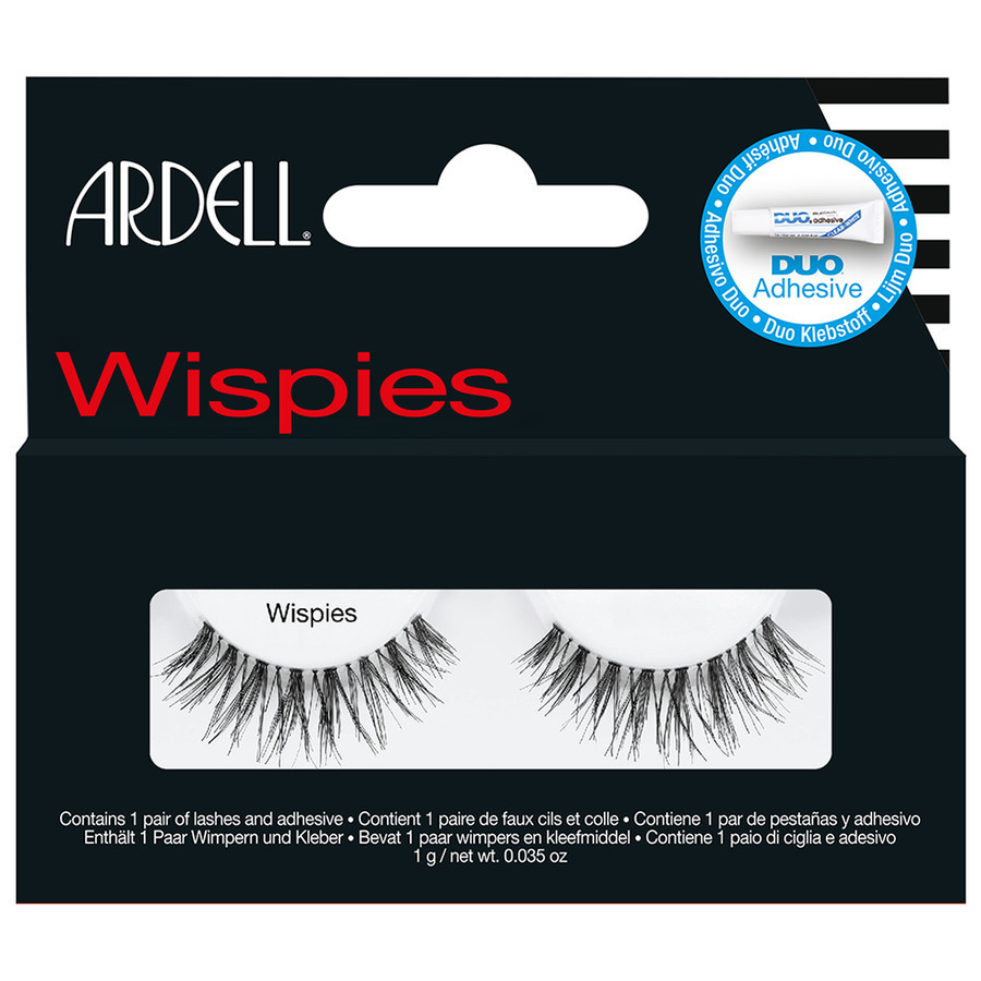 Ardell Ardell Invisiband Wispies Black