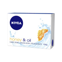 Nivea Sapun Solid Honey & Oil