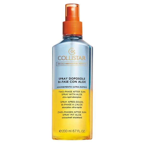 Collistar Two-Phase After Sun Spray with aloe