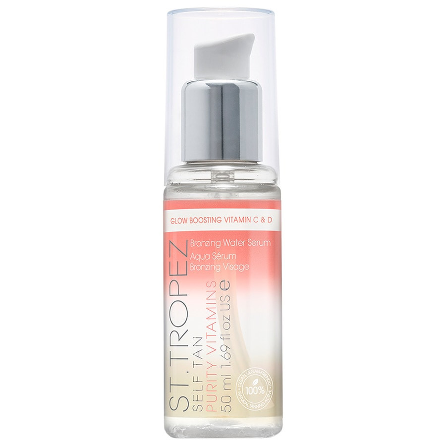 St. Tropez Purity Vitamins Bronzing Face SerumSelf Tanning Concentrate