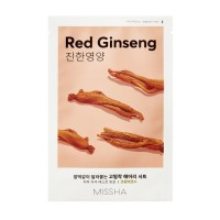 Missha Airy Fit Sheet Mask Red Ginseng