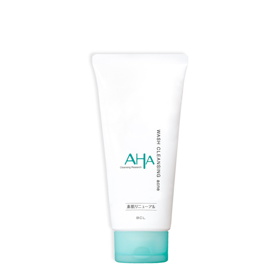 AHA Cleansing Research Was Cleansing Acne