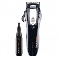 BaByliss Set aparat de tuns + trimmer Hair Clipper + Nose Trimmer Style Edition