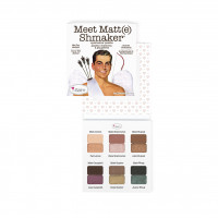 theBalm Meet Matte Shmaker Eye Shadow Palette