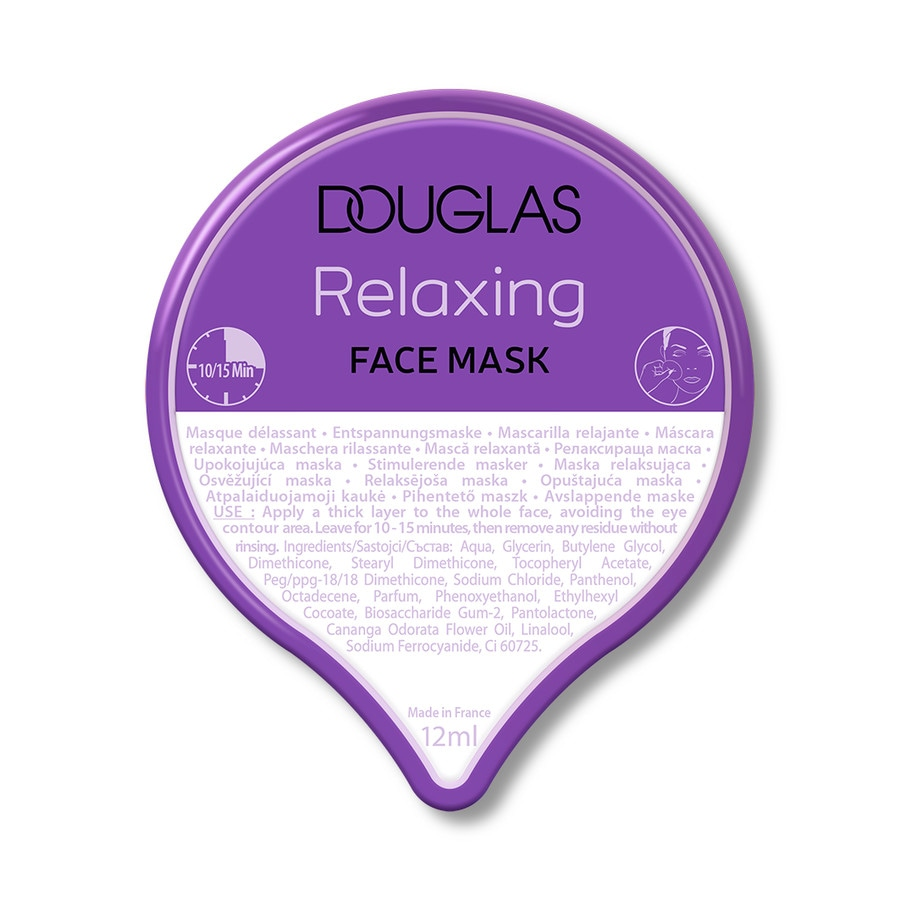Douglas Collection relaxing caps. mask0373, 12 ML