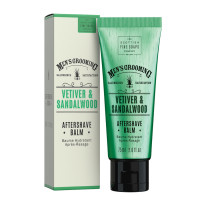 Scottish Fine Soaps Vetiver & Sandalwood After Shave Balm