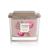 Yankee Candle Medium Candle Jar Elevation Salt Mist Peony