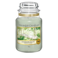 Yankee Candle Large Jar Afternoon Escape
