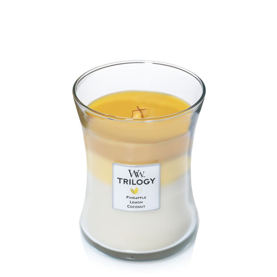 WoodWick Candle Jar Fruits of Summer