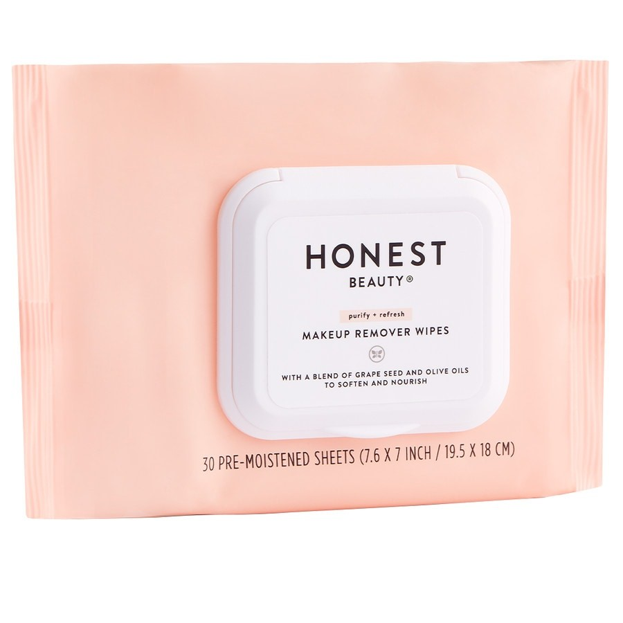 Honest Beauty CleaningMakeup Remover Wipes