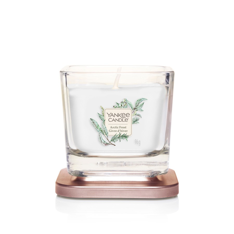 Yankee Candle Candle Jar Elevation Artic Frost