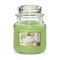 Yankee Candle Candle Jar Vanilla Lime