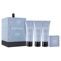 Scottish Fine Soaps Willow and Bluebell Gift Set