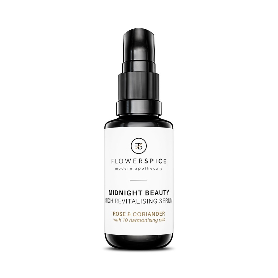 Flower and Spice Rich Revitalising Serum