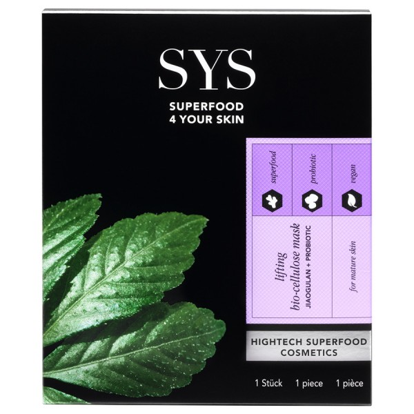 SYS Lifting Bio Cellulose Mask