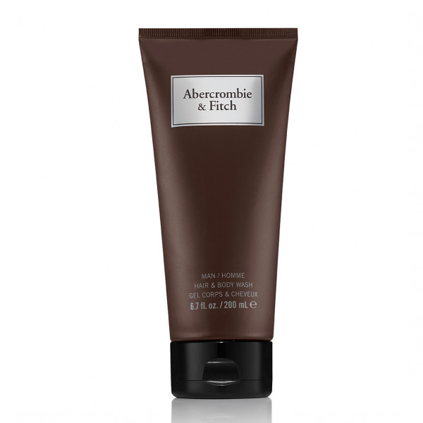 Abercrombie & Fitch First Instinct Hair and Body wash