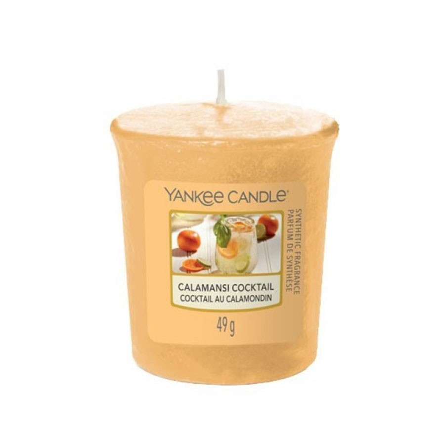 Yankee Candle Candle Votive Calamansi Cocktail