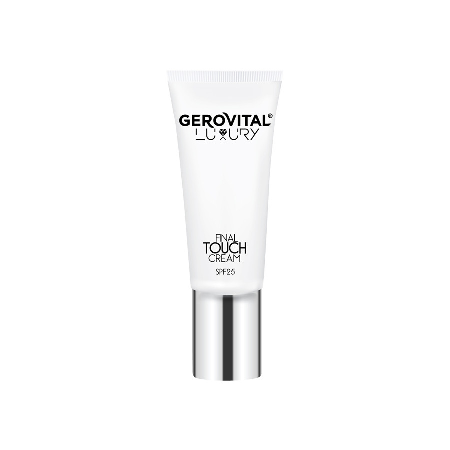 Gerovital Luxury - Crema Final Touch SPF 25