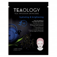 Teaology Blue Tea Miracle face & neck mask