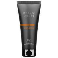 Douglas Men Body & Hair Shower Gel Energy with Ginseng Extract