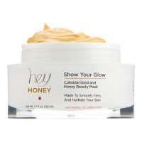 Hey Honey Show Your Glow - Colloidal Gold & Honey Beauty Mask