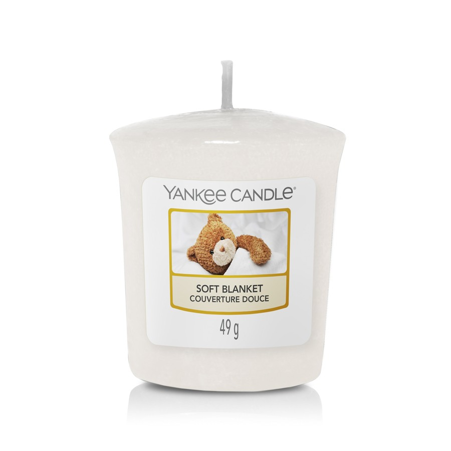 Yankee Candle Candle Votive Soft Blanket
