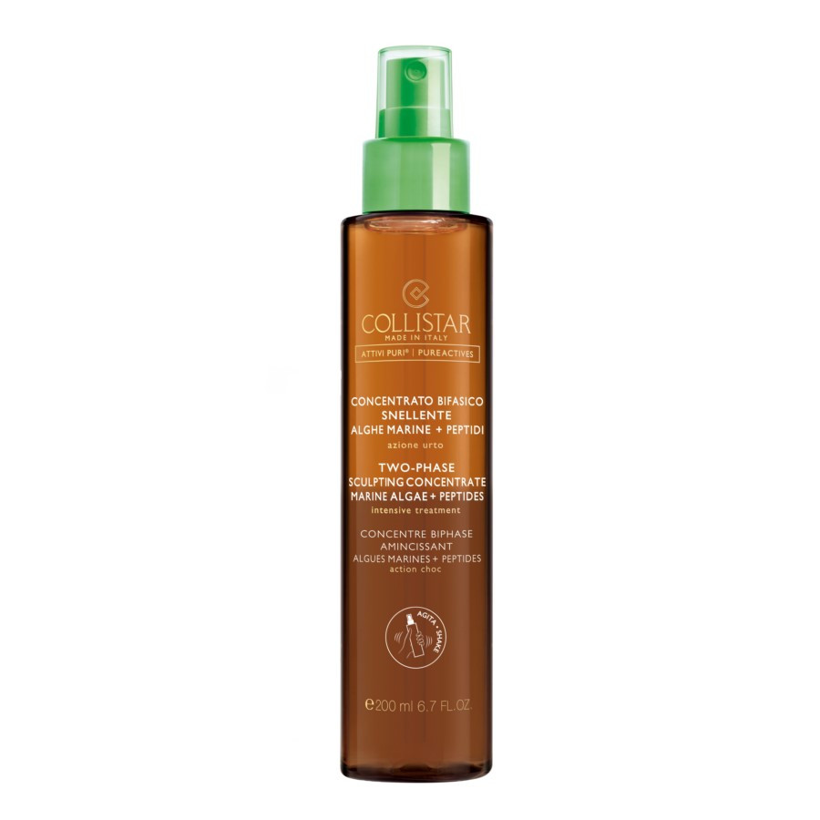 Collistar Pure Actives Two-Phase Sculpting Concentrate
