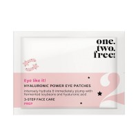 one.two.free! Hyaluronic Power Eye PatchesEye Care
