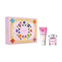 Versace Bright Crystal Eau De Toilette Gift Set