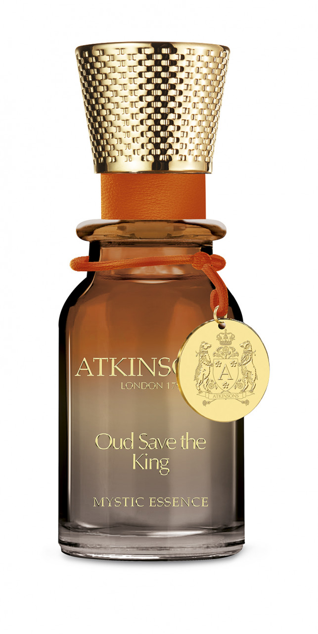 Atkinsons London Save The King Oil