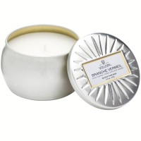 Voluspa Mini Tin Candle Branche Vermeil